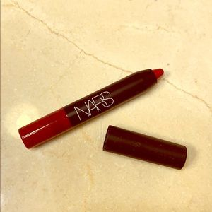 New NARS Velvet Matte Lip Pencil in Cruella